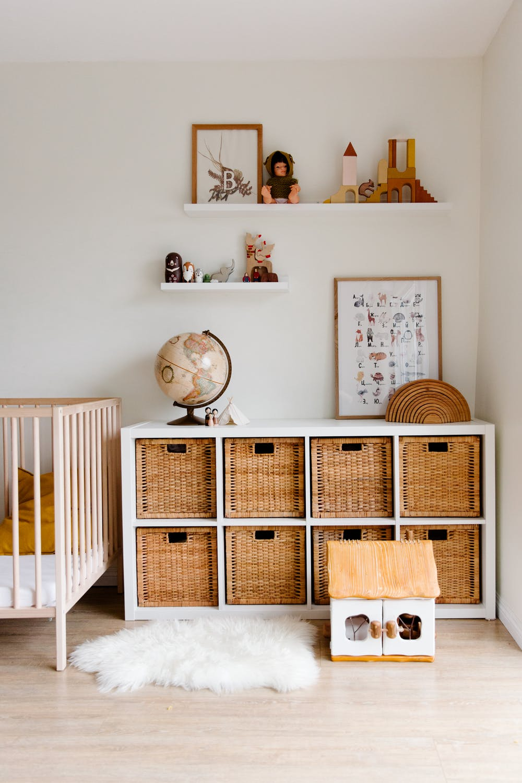 Comment créer une chambre d'enfant sympa et ludique